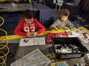 Programowanie i robotyka Lego